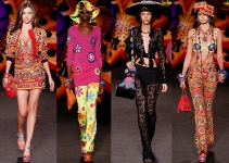 Moschino Spring-Summer 17 Collection